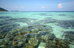 Lipe island Stock Photos