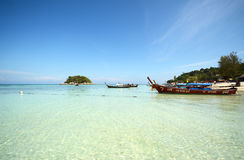 Lipe island Royalty Free Stock Photos