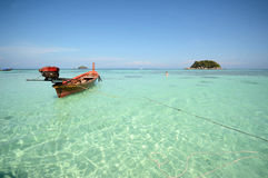 Lipe island Royalty Free Stock Images