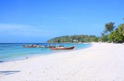 Lipe island, Koh Lipe, Satun province Thailand Royalty Free Stock Photography