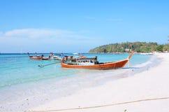 Lipe island, Koh Lipe, Satun province Thailand Royalty Free Stock Photo