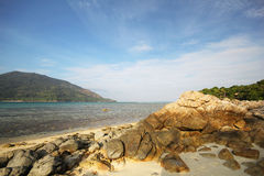 Lipe island Koh Lipe Satun province Thailand Royalty Free Stock Photos