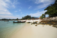 Lipe island Koh Lipe Satun province Thailand Royalty Free Stock Images