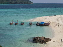 Lipe island, Thailand Royalty Free Stock Photo