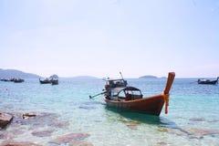 Νησί Lipe, Koh Lipe, επαρχία Ταϊλάνδη Satun Στοκ εικόνα με δικαίωμα ελεύθερης χρήσης