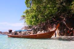 Νησί Lipe, Koh Lipe, επαρχία Ταϊλάνδη Satun Στοκ Φωτογραφία