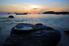 Lipe, Thailan Royalty Free Stock Images