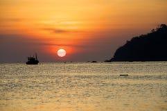 Lipe, Thailan Stock Image