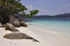Lipe wyspa, Tajlandia Obraz Stock