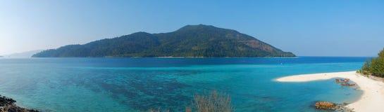 Lipe wyspa Tajlandia Zdjęcie Stock