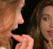 Lipgloss Imagem de Stock