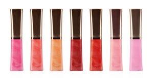 Lipgloss Royalty-vrije Stock Afbeelding