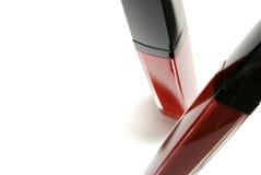Lipgloss da composição Fotos de Stock