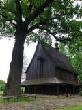 Lipnica Murowana圣伦纳德教会联合国科教文组织 免版税库存照片