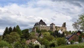 Lipnice nad Sazavou castle royalty free stock photos