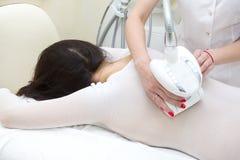 Lipomassage στοκ φωτογραφία με δικαίωμα ελεύθερης χρήσης
