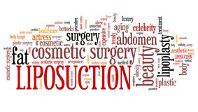 Liposuction Stock Photography