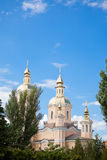 Lipovanian's Church royalty free stock photos