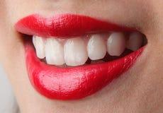Lippen Stock Foto
