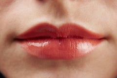 Lippen Stock Afbeelding