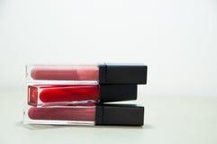 Lippen kosmetisch Lizenzfreie Stockfotos