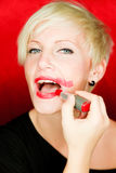 Lippenstift Stockfotos