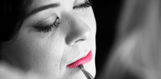 Lippenstift royalty-vrije stock foto