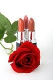Lippenstift royalty-vrije stock afbeeldingen