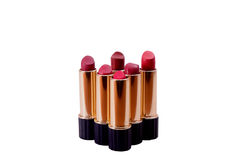 Lippenstift III Royalty-vrije Stock Afbeelding