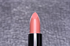 Lippenstift-nahes hohes Lizenzfreie Stockbilder