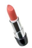 Lippenstift op wit Royalty-vrije Stock Afbeelding