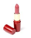 Lippenstiftisolat Stockfotografie