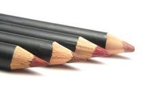 Lippenzwischenlagen Stockfotografie