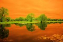 Lippold-Park Lizenzfreie Stockfotos