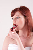 Lippy Royalty Free Stock Photography
