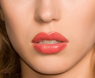 Lips Royalty Free Stock Photos
