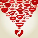 Lips7 Royalty Free Stock Photo