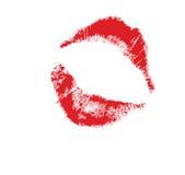 Lips mark stock images