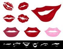 Lips3 Photo stock