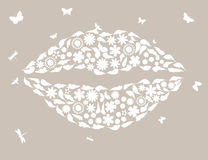 Lips4 Stock Photos