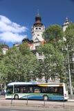 Lipsia, Germania immagini stock