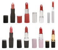 Lipstick 10 Royalty Free Stock Photos