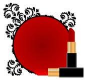 Lipstick Background Stock Photo