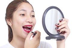 Lipstick Beauty Royalty Free Stock Photography