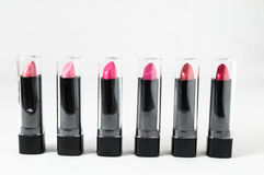 Lipstick in Black Container Royalty Free Stock Photography