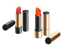 Lipstick exclusive Stock Image