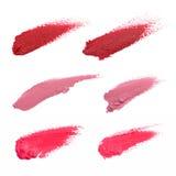Lipstick isolated on white Stock Photo