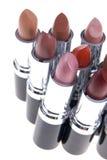 Lipstick for lips Stock Photos