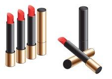Lipstick long Stock Photo