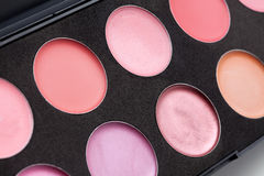 Lipstick palette Stock Photos
